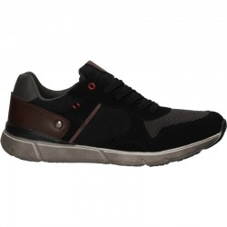Pantofi sneakers, negri, pentru barbati