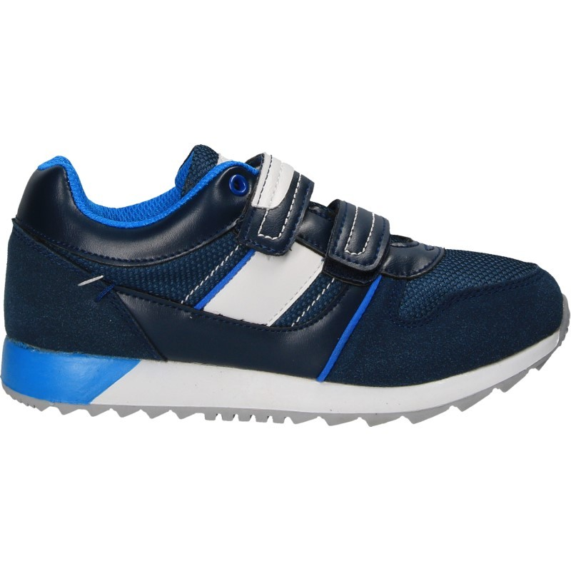 Pantofi moderni, bleumarini, pentru copii