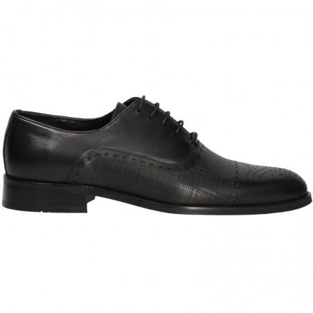 Pantofi business, barbati, piele naturala