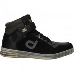 Ghete sneakers, negre, de dama