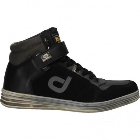 Ghete sneakers, negre, pentru barbati