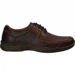 Pantofi urbani, barbatesti, piele naturala