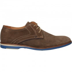 Pantofi barbatesti, office, piele velur