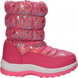 Cizmulite glamour, roz, pentru fete