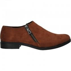 Pantofi dama, stil urban, din imitatie velur