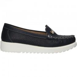 Pantofi mocasini femei, cu talpa groasa