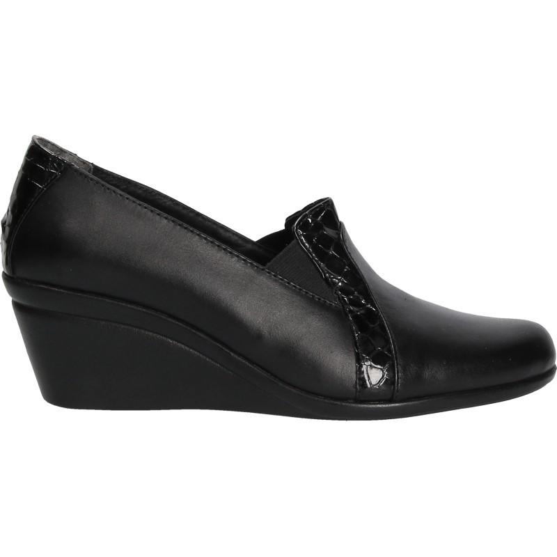 Pantofi dama, eleganti, din piele naturala