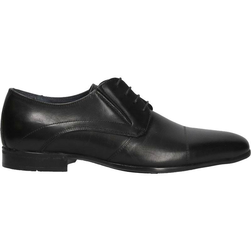 Pantofi de gala, din piele, pentru barbati