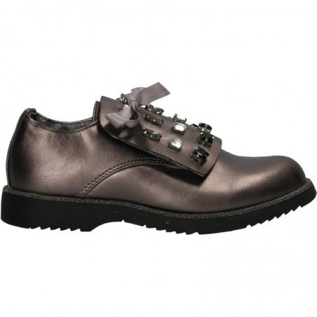 Pantofi moderni, pentru fete, decor pietre