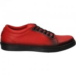 Pantofi sneakers, dama, piele naturala