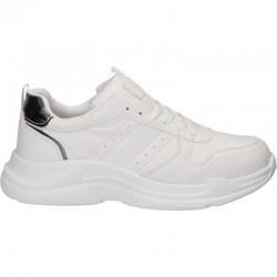 Pantofi dama, sport, talpa inalta