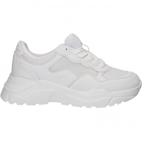 Pantofi femei, sport, cu insertii textile