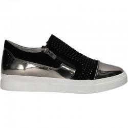 Pantofi glamour, cu talpa groasa