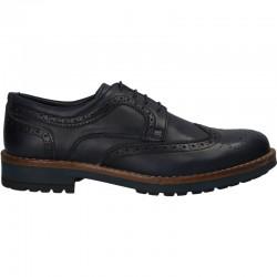 Pantofi smart casual, model Oxford, piele