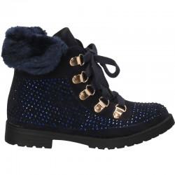 Ghete fashion, cu pietre, pentru fete