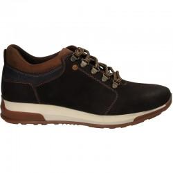 Sneakers barbati, stil urban, piele naturala