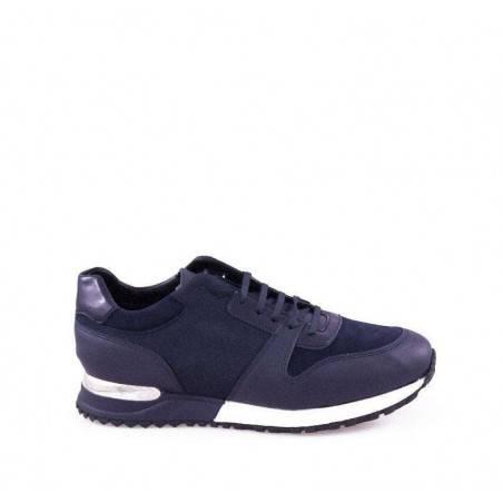 Pantofi barbatesti, sport, bleumarini