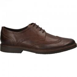 Pantofi barbatesti Oxford, piele naturala