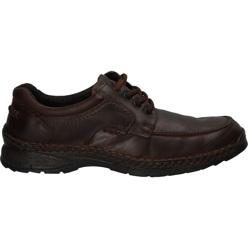 Pantofi barbatesti, casual, piele naturala