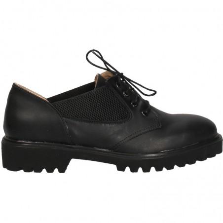 Pantofi dama, stil casual, negri