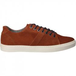 Pantofi sneakers, barbatesti, piele naturala