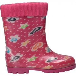 Cizme de ploaie, pentru fetite