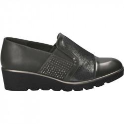 Pantofi talpa plina, culoarea gri