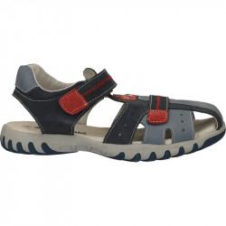 Sandale baieti, din piele naturala