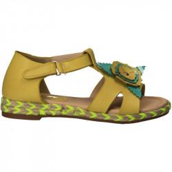 Sandale din piele...