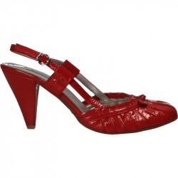 Pantofi de vara, femei rosii