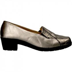 Pantofi femei argintii