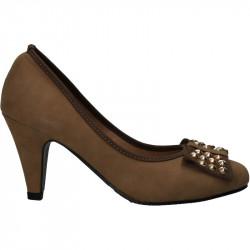 Pantofi clasici, maro...