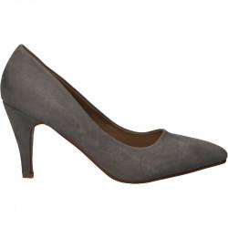 Pantofi eleganti, gri cu...