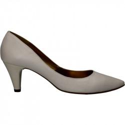 Pantofi de dama, albi,...