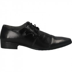 Pantofi barbati , clasic, negri