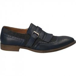 Pantofi barbati trendy , blue