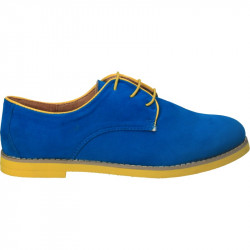 Pantofi femei  blue Chaterine H.