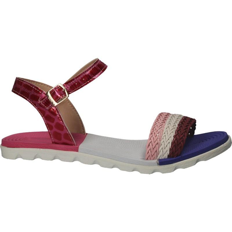 Sandale moderne, de dama, in culori vii