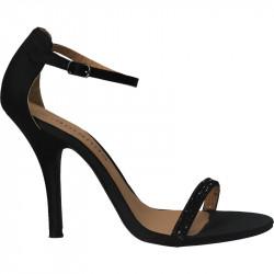Sandale elegante, negre, cu...