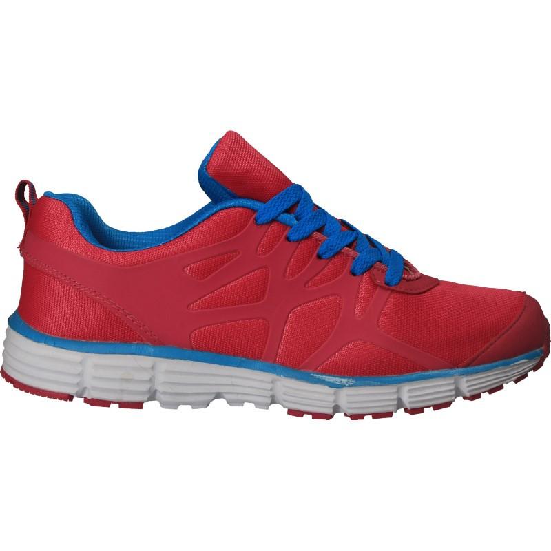 Pantofi sport dama, fuxia si turcoaz