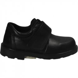 Pantofi negri, din piele,...