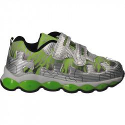 Pantofi sport copii, culoarea verde