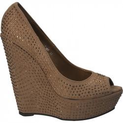 Pantofi femei, cu platforma fashion