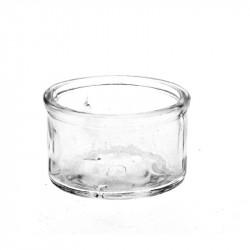 Suport candela din sticla