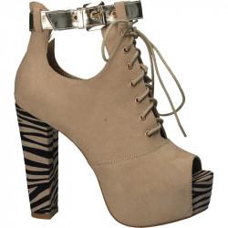 Pantofi dama extravaganti,...