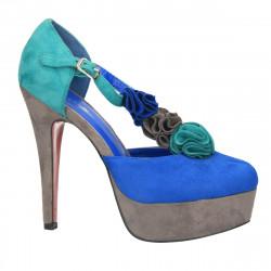 Sandale de gala, cu...