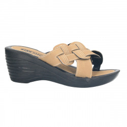 Saboti comozi, maro, Fly Shoes