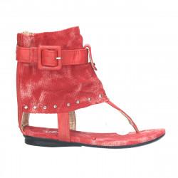 Sandale fete, din piele...