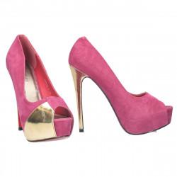 Pantofi extravaganti, cu...