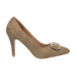 Pantofi eleganti, gri,...